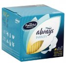 Always Infinity Pads, Regular Flow, 18ct