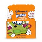 Johnson's Buddies Easy-Grip Sudzing Bar Soap 2.45oz