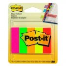 3M Post-It Page Markers 5-pack / 250 count [670-5AF]