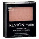 Revlon Matte Powder Blush, Pop-Up Mirror and Brush, #003 Perfectly Peach