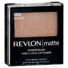 Revlon Matte Powder Blush, Pop-Up Mirror and Brush, #004 Barely Buff