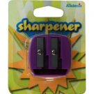 It's Academic Dual Blade / Multi Size Pencil Sharpener (Assorted Colors)