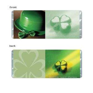 Irish Personalized Candy Bar Wrapper HD010-C