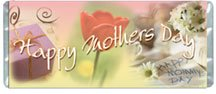 Mothers Day Personalized Candy Bar Wrapper SE021-C