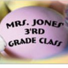 Easter 1 Personalized Candy Bar Wrapper Only HD011