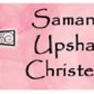 Religious Girl Personalized Candy Bar Wrapper SE028-C