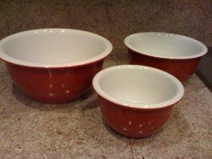 Corningware Colours 3-Piece Bowl Set