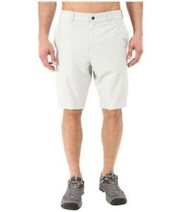 Soybu Men's Silver Crossover Shorts