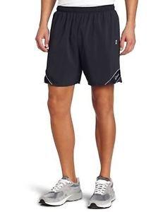 ASICS Men's Peak Running Shorts - True Navy/Silver, XX_Large