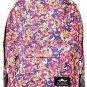 Fly Society Unisex All Over Camo Backpack in Orange Multi