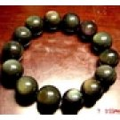 Natural Rainbow Obsidian eyes bracelect