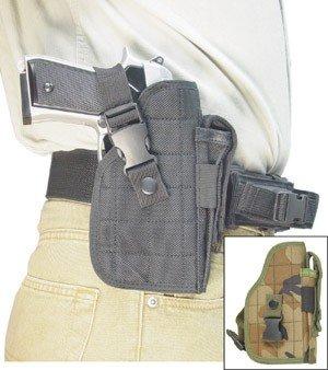 Deluxe Tactical Belt Holster (black)
