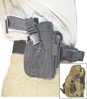 Deluxe Tactical Belt Holster (camouflage)