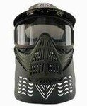 Airsoft Mask - Clear Lens