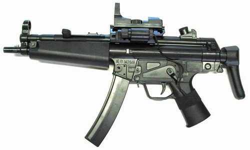 Well Mp5-a6g With Laser