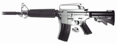 Hfc M4 Carbine Rifle, Colapsable Stock