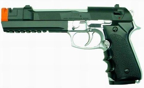 Hfc M92 Comp. Replica Airsoft Pistol
