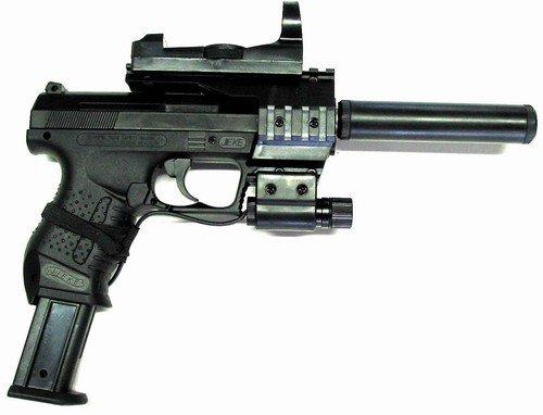 Jeike P99 Tactical Kit