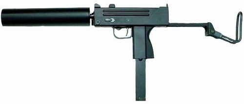 Hfc M11 Semi & Full Automatic Airsoft Gas Pistol (blowback)