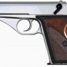 Hfc Pocket Pistol (non-blowback) (silver)