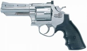 Hfc .357 Revolver (chrome)