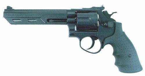 Hfc Savaging Bull .357 Revolver (black)