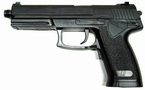 USP SOCOM Full Auto & Semi Electric Blowback Pistol