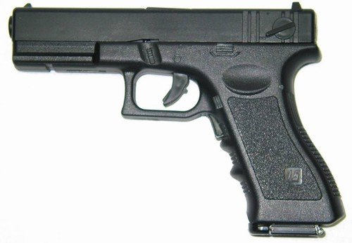 G18C Full Auto & Semi Electric Blowback Pistol