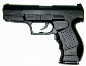 P99 Full Auto & Semi Electric Blowback Pistol