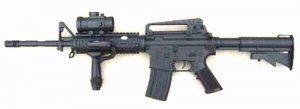 M4 RIS Airsoft Electric Gun