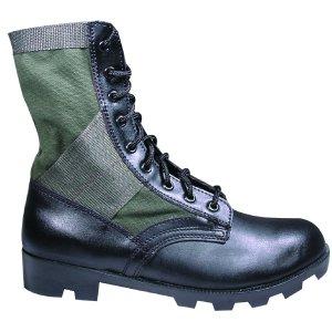 Jungle Boots, Size 8