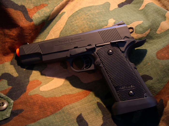 M1911 Style CO2 Non-blowback