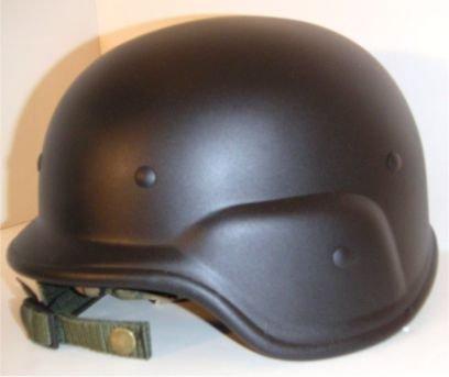 Kevlar Style Helmet - Black
