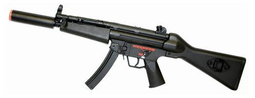 Well MP5A4 Automatic Electric Gun