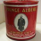Vintage Prince Albert Large Round Tobacco Tin