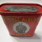 Prince Albert Pocket Tobacco Tin with Partial Tax Stamp