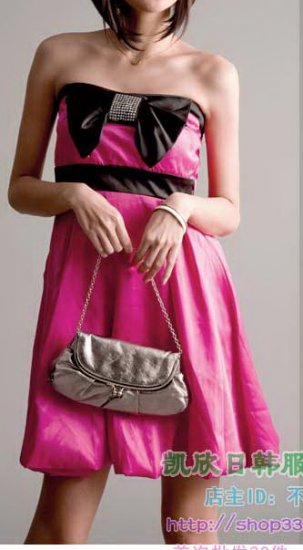 Korean Style Party Dress S23-03 #0016