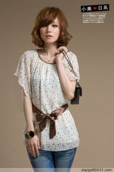 Korea Style Ballon Dress #292