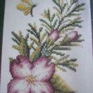 Dogwood Blossom Cross Stitch Kit New