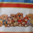 Bears Of Duckport Cross Stitch Kit New