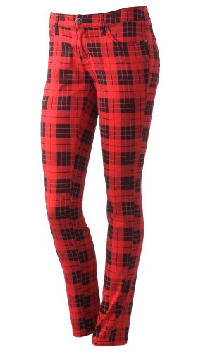 and Black plaid pants Size 13