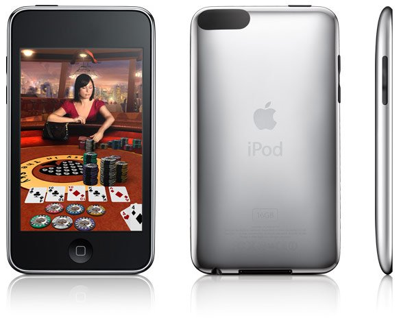 Genuine Apple Ipod Touch 2nd Generation