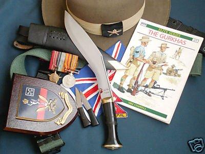 British service no1 kukri