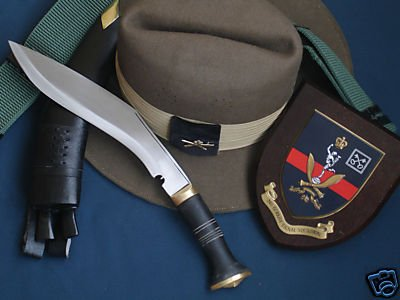 British Gurkha Junlge or Train kukri