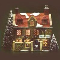 Department 56 Dickens Village DEDLOCK ARMS Limited Edition 1994 Dept 56