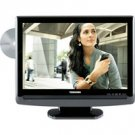 "The 19LV505 19"" 720p DVD/LCD TV Combo (Black) from Toshiba"