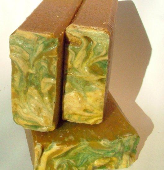 Sage & Citrus Handmade Soap