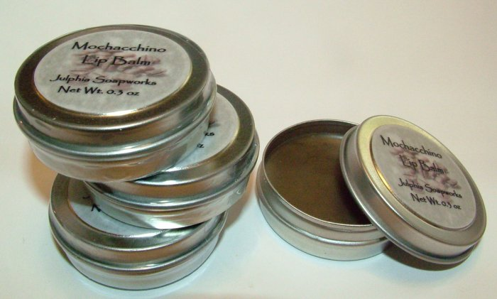 SALE Mochacchino Lip Balm 0.30 oz Tin