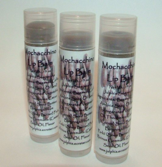 Mochacchino Lip Balm 0.15 oz Tube