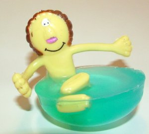 Bathing Bendables Glycerin Soap